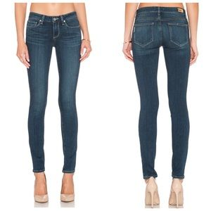 Paige Verdugo Ultra Skinny Jeans in Cassie